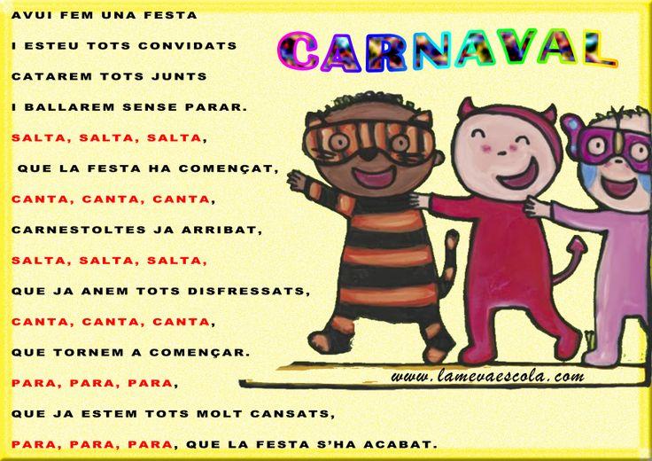 CANÇÓ CARNAVAL