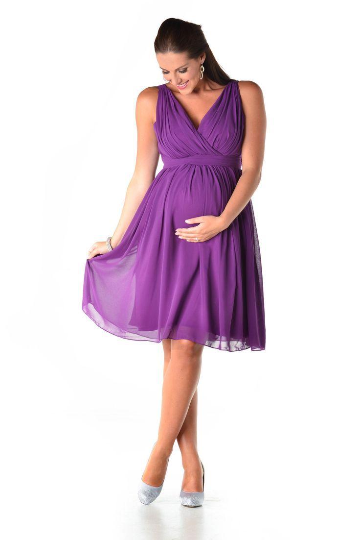 Mejores 112 imágenes de Maternity Dresses en Pinterest | Estilos ...