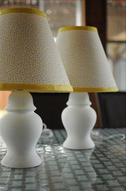 This DIY Lamp Makeover Will Brighten Up Your Home