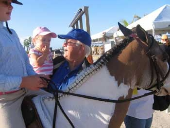 Located in Oakville, Bertin Stables' activities include camps, horse shows and riding lessons