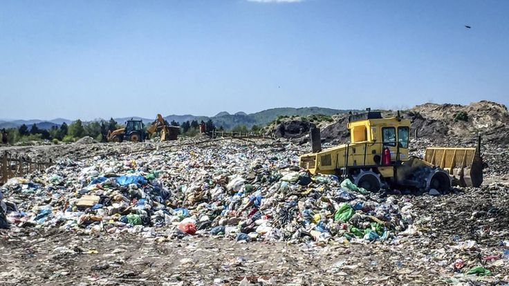 To Solve the Problem of Scarcity of Landfills