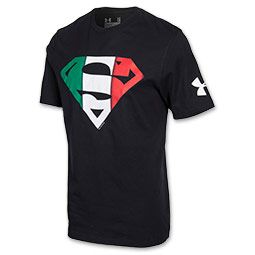 Men's Under Armour Alter Ego Super Canelo T-Shirt | FinishLine.com | Black