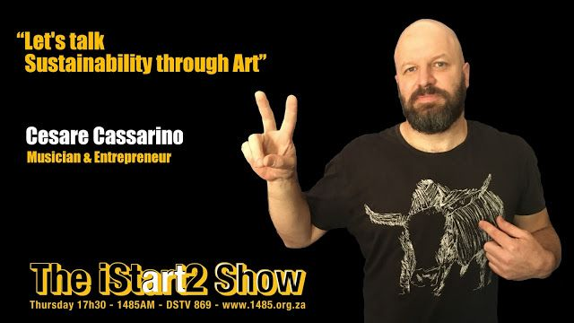 iStart2 Blog : Sustainability Conversations ... Art combines Thin...