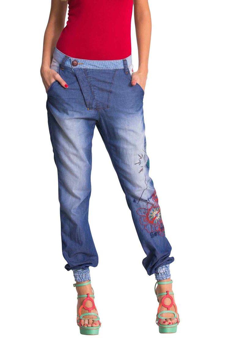 Womens Edith Jeans Desigual eeukcgzTXD