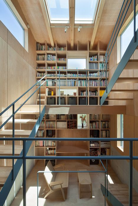 /// House in Nanakuma, by MOVEDESIGN.