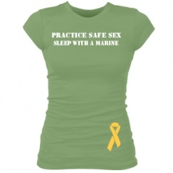 Custom Marine Girlfriend Shirts, Tank Tops, Underwear, & More