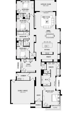 Berkshire - Metricon Homes - Melbourne