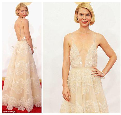 Gaun Pastel di Emmy Awards 2013