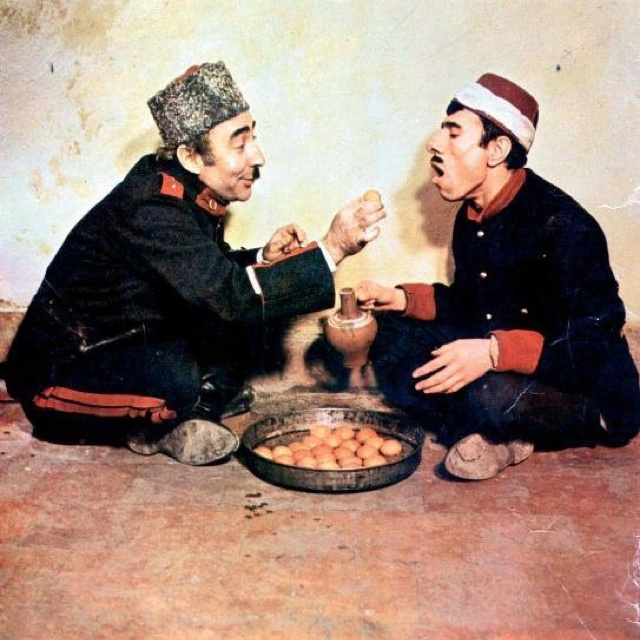 Şekerpere-Atıf Yılmaz,1983. Şener Şen,İlyas Salman