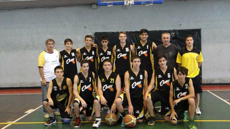 BASQUET PLAY OFF- CADETES Semifinal  con BANADE el miércoles 18 de Diciembre a las 19:00hs. (en sede de BANADE - Hipólito Yrigoyen 1290 - Martínez - Bs As.)