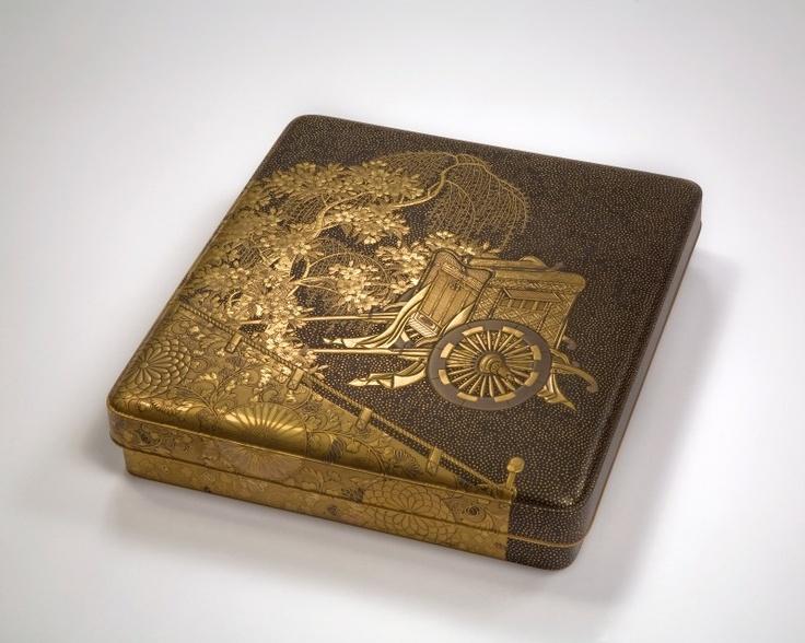 Isabella Stewart Gardner Museum : Inkstone Box