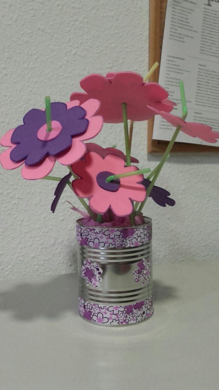 Flors foamy