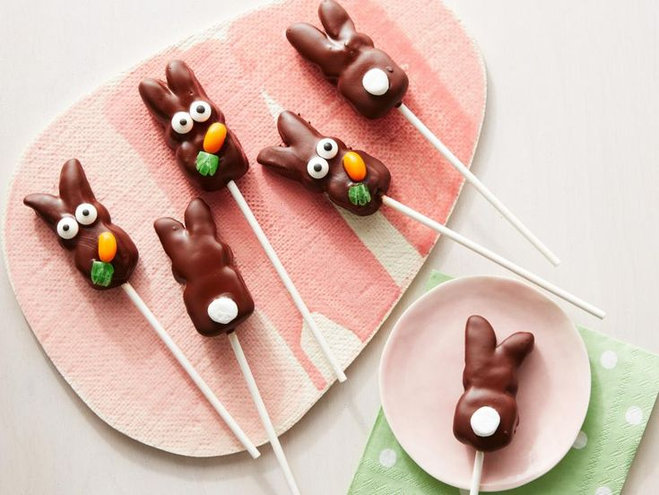 Kids (and kids at heart) will adore these playful Easter treats inspired by the …   – Easter