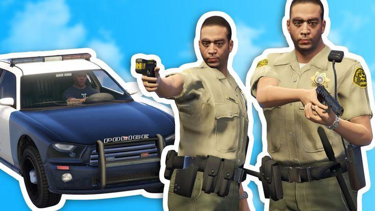 GTA 5 RP - LET'S BE COPS! (GTA 5 Roleplay)