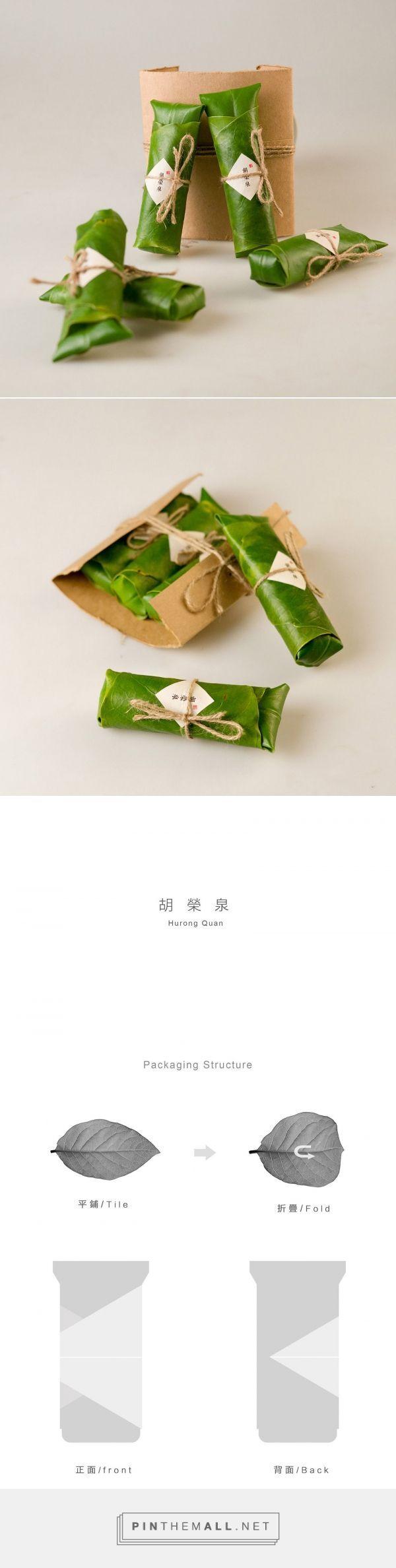 Shi Gu Ping #Tea #packaging #design #concept by Tin Chan - http://www.packagingoftheworld.com/2016/12/shi-gu-ping-tea.html