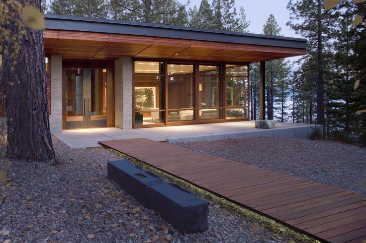 murase associates / lake tahoe residence