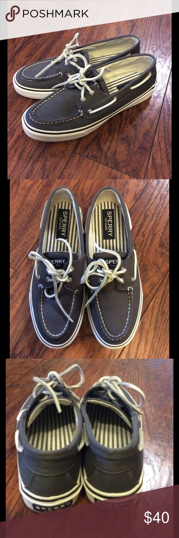Men's Sperry Top-Siders Men's Sperry Shoes in good condition. Sperry Top-Sider Shoes
