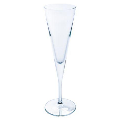 Set de 6 copas Flauta  V-Line de 150 ml