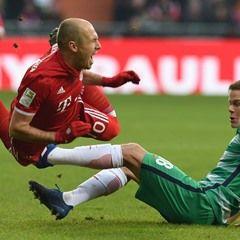 German Bundesliga - Werder Bremen vs Bayern Munich