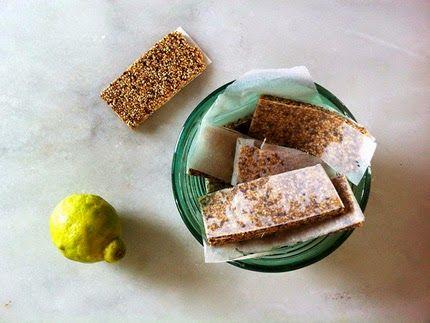 Σπιτικό παστέλι(2 μονάδες)