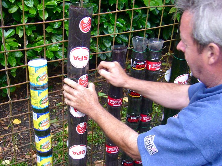 step by step bottle tower instructions-ak
