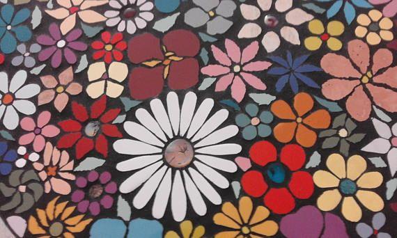 25 einzigartige mosaiktische ideen auf pinterest mosaiktisch garten mosaiktisch und. Black Bedroom Furniture Sets. Home Design Ideas