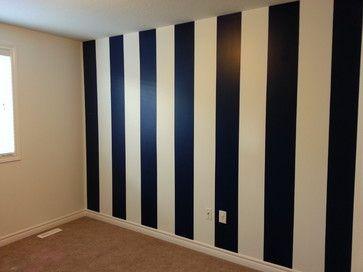 Best 25 vertical striped walls ideas on pinterest for Boys bedroom paint ideas stripes