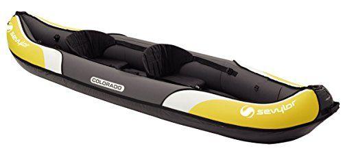 Sevylor Colorado Inflatable Kayak Two Person