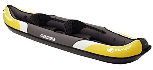 Sevylor Colorado Inflatable Two Person Kayak  Price Β£379.99