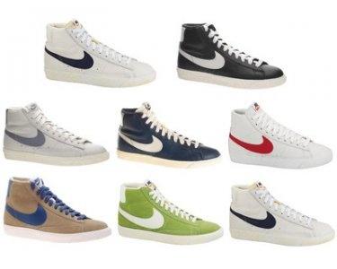 Nike Blazer Mid Vintage Uomo Donna presso Emporio moda firmata a 79,00€