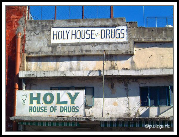 Funny sign holy house of drugs it 39 s a normal legit for House of names