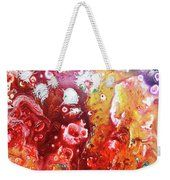 October Sun Weekender Tote Bag by Kendra Carter