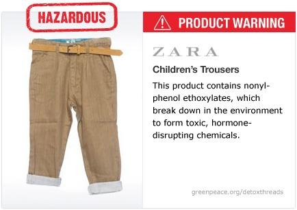 Zara trousers   #Detox #Fashion