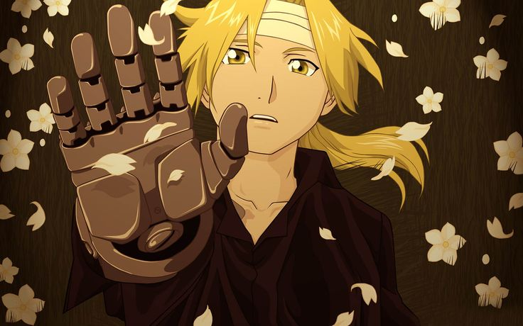 pics of FMA | Fullmetal Alchemist Brotherhood, Edward Elric Desktop Wallpaper