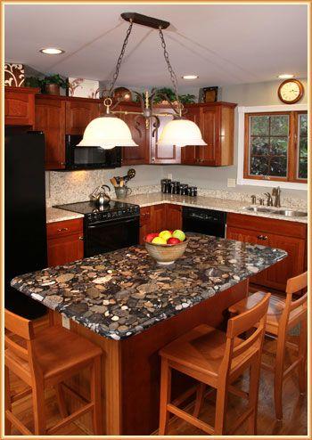 Granite Countertop Photo Gallery: Granite Rocks: Cincinnati, Columbus,  Indianapolis