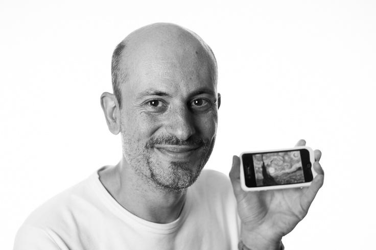 En cada evento, ponentes y público posan junto a sus apps. Septiembre 2012