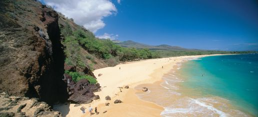 Makena Beach State Park (aka Big Beach) on #Maui. Have you been? #gohawaii