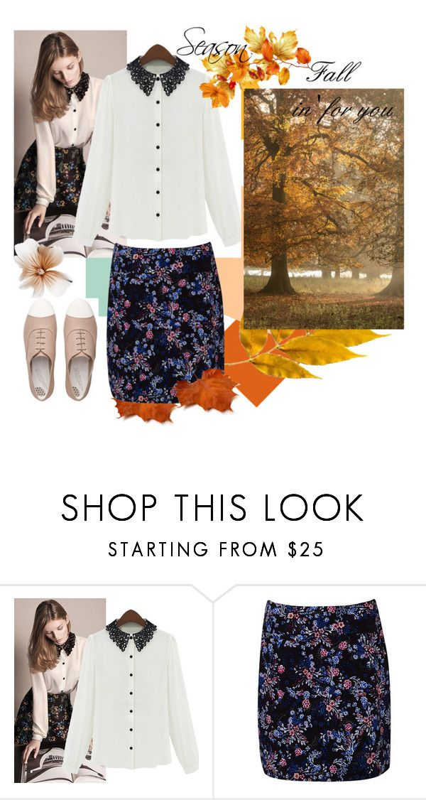 """""""Fall season"""" by freisstea on Polyvore featuring Poem, FitFlop and vintage"""