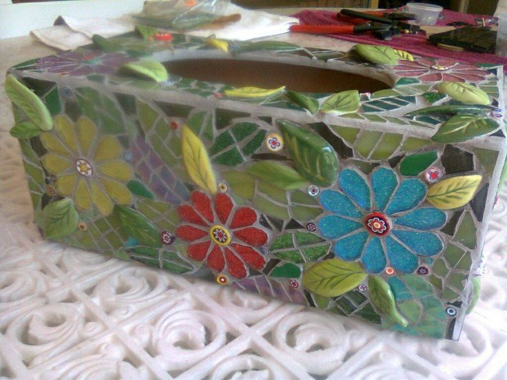 My tissue box