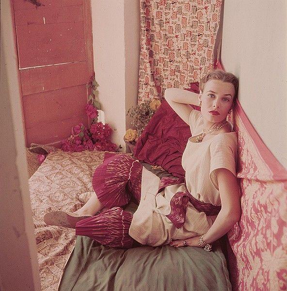 Suzy Parker. Vintage photo