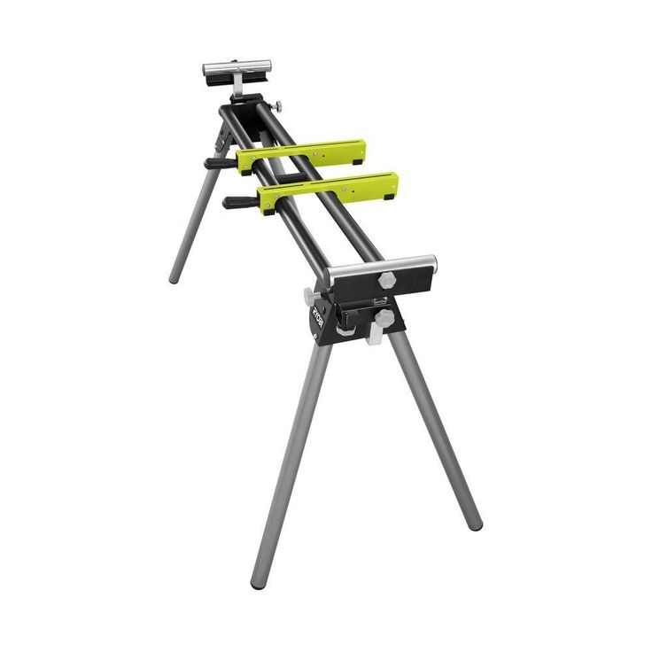 Ryobi Miter Saw Stand Green-A18MS01G - The Home Depot