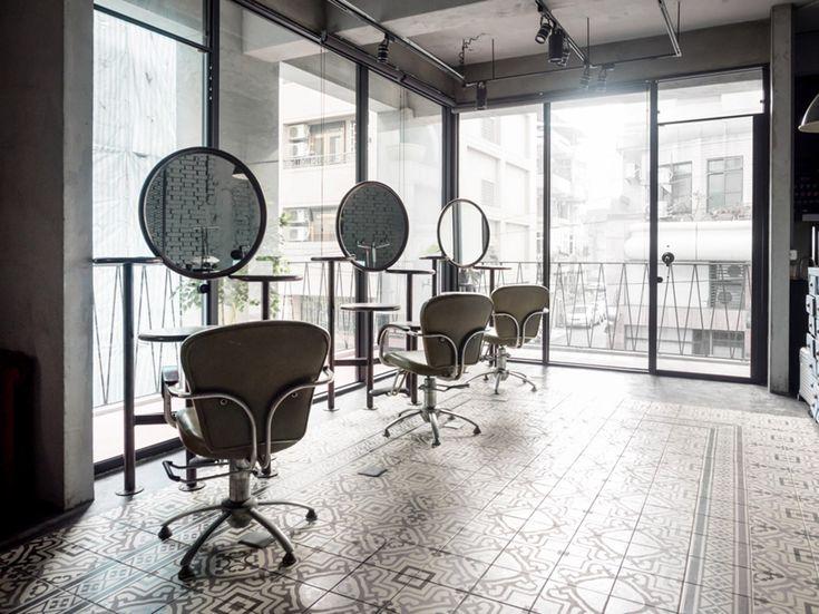 Gallery of Renovation of Split-Level Hair Salon & Residential / HAO Design studio - 9
