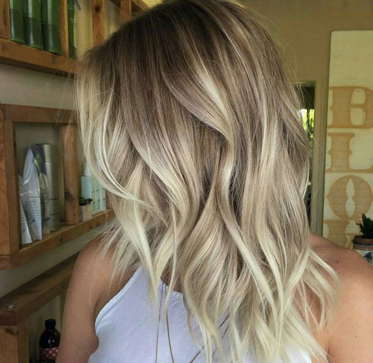 25 Best Ideas About Blonde Balayage Highlights On Pinterest Balayage Hair Blonde Blonde Hair