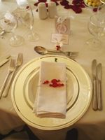 Catering Equipment Checklist: Use a catering checklist to help keep organized during parties.