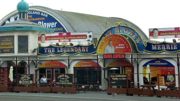 ... More Merrie England Bar - Blackpool, England - Bar, Pub Photos