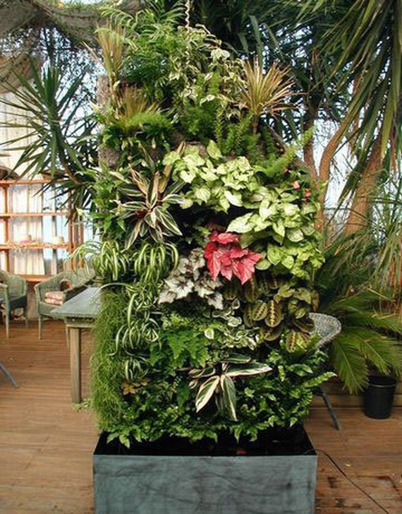 M s de 25 ideas incre bles sobre jardin vertical for Jardin artificial interior
