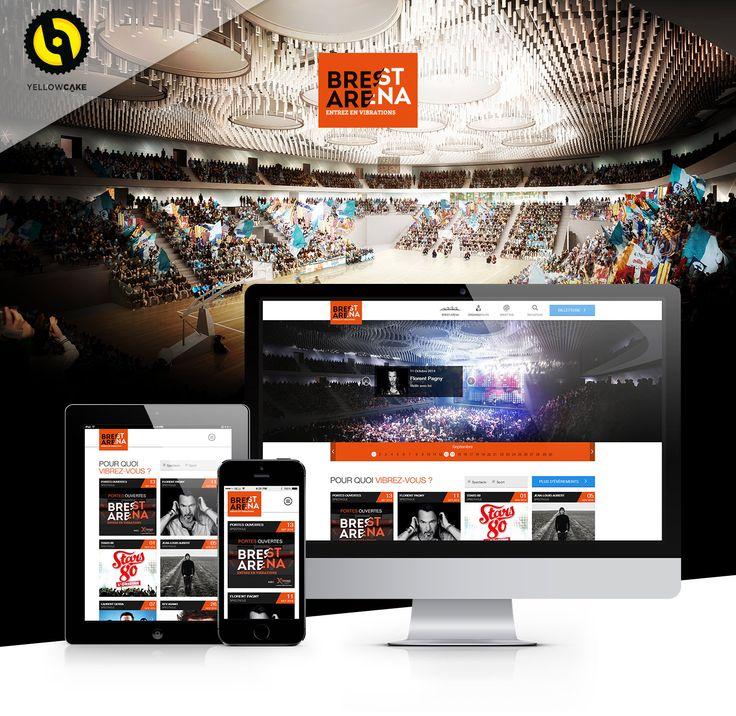 Votez! ;) Brest Arena