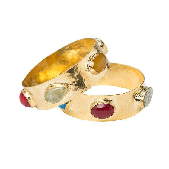 The Lollia Bangle Gold | Christie Nicolaides