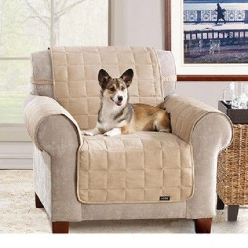 soft suede water u0026 pet proof furniture cover easy clean protector dog cat chair