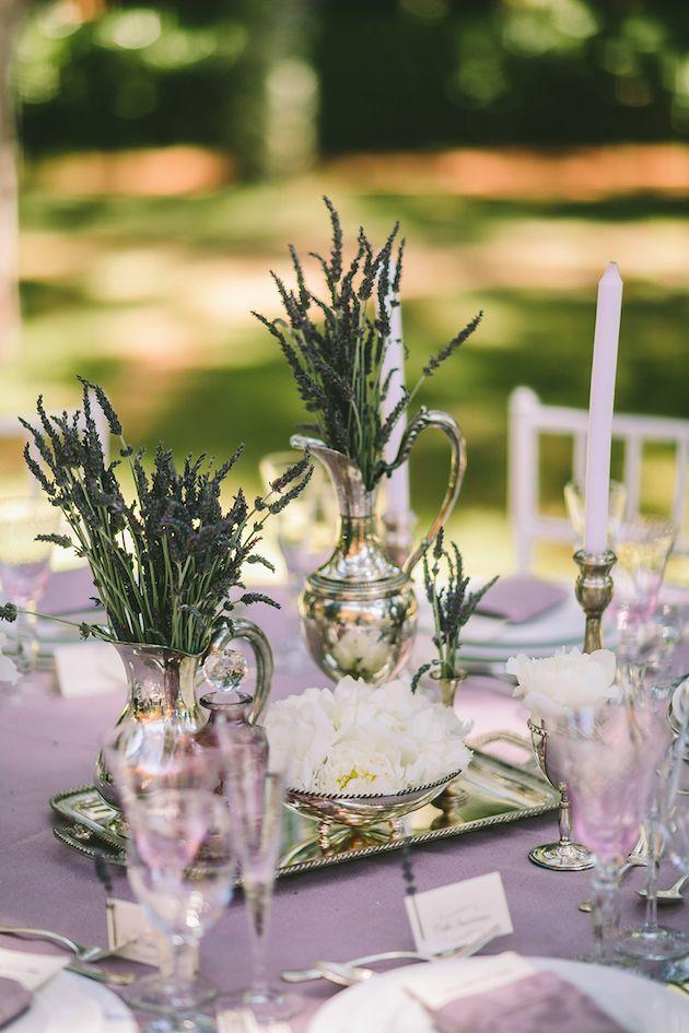 Lavender Tablescaping | Love4Wed | George Pahountis | Bridal Musings Wedding Blog 21